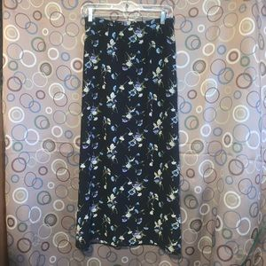 Kathie Lee Collection Size 6 Floral Print Skirt